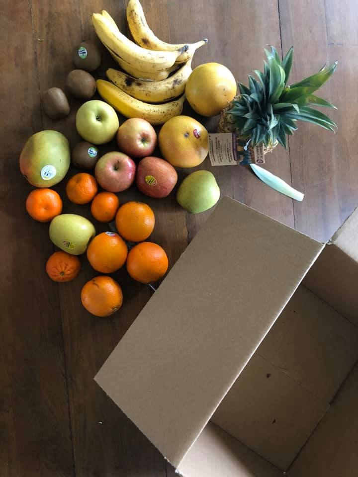 Weekly Fruit Box : March 29